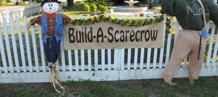 Make your personal Scarecrow