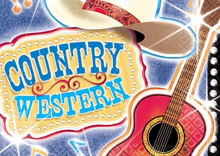 Country Western Hoedown Party