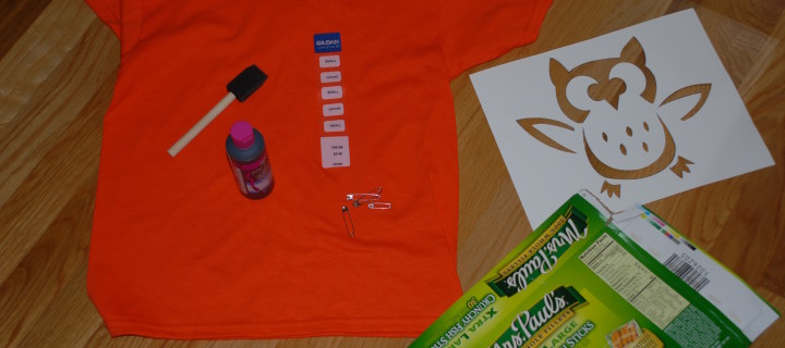 Kidz Workshop ~ Decorate your own T-shirt